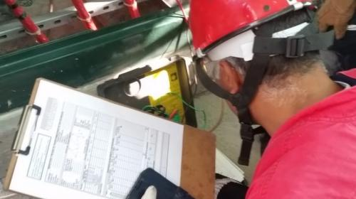 Mantenimiento de subestaciones eléctricas en México